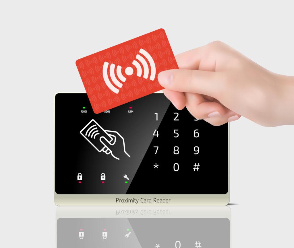 Rfid Card Digital Door Lock Singapore Smart Bluetooth Nfc